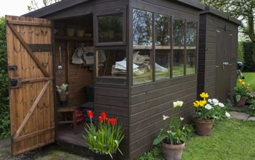 garden sheds Boston West, Lincolnshire